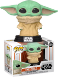 PRE ORDER Star Wars Mandalorian The Child (Baby Yoda) Concerned Funko Pop Vinyl Figure