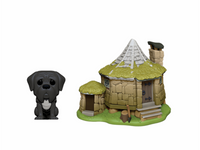Harry Potter Hagrid's Hut And Fang Funko Pop Vinyl