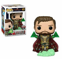 Spider-Man: Far From Home Mysterio Unmasked Without Helmet Exclusive Funko Pop! Vinyl Figure #477