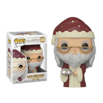PRE ORDER Harry Potter Holiday Albus Dumbledore Funko Pop! Vinyl