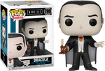 Universal Monsters Dracula New Pose Funko Pop Vinyl Figure