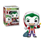 PRE ORDER DC Santa Joker Holiday Funko POP Vinyl
