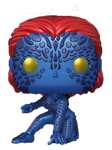 Marvel X-Men 20th Metallic Mystique Funko Pop! Vinyl Figure Special Edition