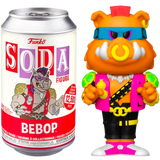 Funko Vinyl Soda Teenage Mutant Ninja Turtles Bebop Figure in Collector Can