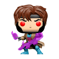 X-Men Gambit With Cards Funko Pop Vinyl Figure