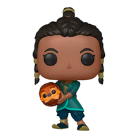 PRE ORDER Raya and the Last Dragon Young Raya with Baby Tuk Tuk Funko Pop! Vinyl