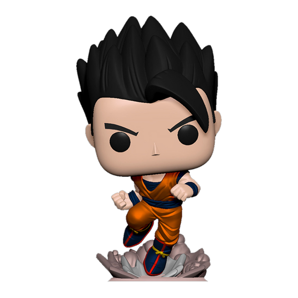 Dragon Ball Super Gohan Metallic Funko POP Vinyl Figure