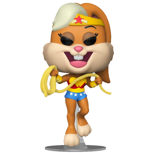PRE ORDER Looney Tunes Lola Bunny as Wonder Woman Funko Pop! Vinyl