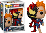 Spider-Man Carnage Transforming Funko Pop! Vinyl