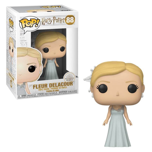 Harry Potter Yule Ball Fleur Delacour Funko Pop! Vinyl Figure