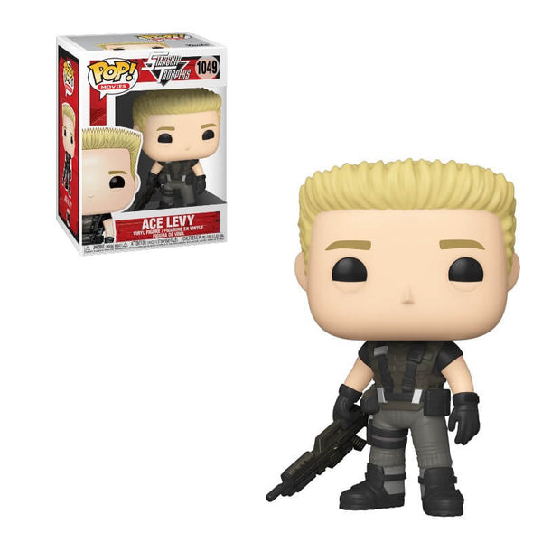 PRE ORDER Starship Troopers Ace Levy Funko Pop! Vinyl Figure