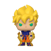 PRE ORDER Dragon Ball S8 SS Goku First Appearance Funko Pop! Vinyl