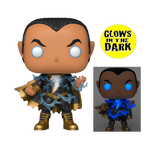 PRE ORDER  Black Adam With Energy Glow In The Dark Funko POP Vinyl