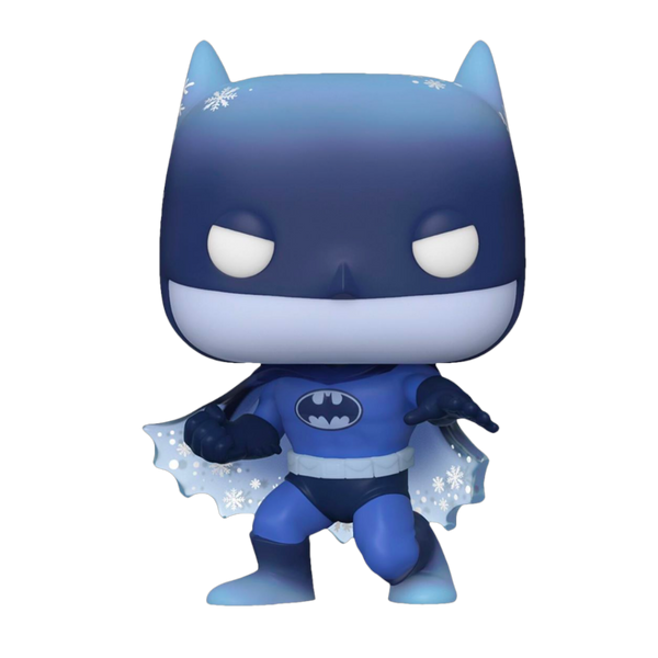 PRE ORDER DC Batman Silent Night Holiday Funko POP Vinyl