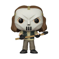 PRE ORDER Teenage Mutant Ninja Turtles Casey Jones Funko Pop! Vinyl Figure