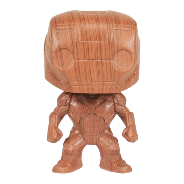 Marvel Iron Man Wood Deco Funko POP Vinyl