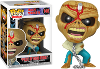 PRE ORDER Pop! Rocks Iron Maiden Eddie Piece of Mind Version Funko Pop! Vinyl Figure