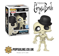 Corpse Bride Skeleton Funko POP Vinyl