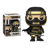 Ghost of Tsushima Jin Sakai Funko Pop! Vinyl Figure