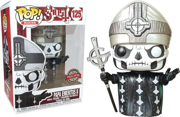 Ghost Papa Emeritus II Funko Pop Vinyl Figure