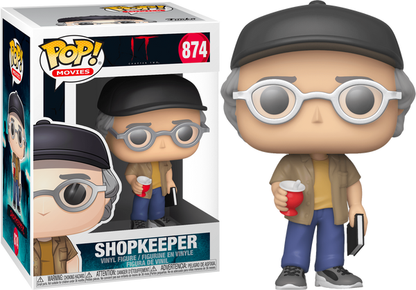 IT 2 Shop Keeper (Stephen King) Funko Pop! Vinyl Figure