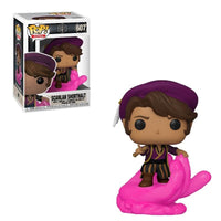 Critical Role Vox Machina Scanlan Shorthalt Funko Pop! Vinyl Figure