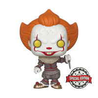 IT Chapter 2 Pennywise with Blade Funko Pop Vinyl Figure
