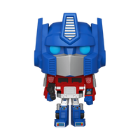 Transformers Optimus Prime Funko POP Vinyl