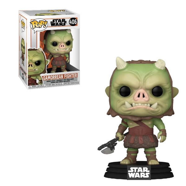 PRE ORDER Star Wars The Mandalorian Gamorrean Fighter Funko Pop! Vinyl