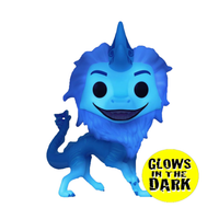 Raya and the Last Dragon Sisu as Dragon Glow in the Dark Funko Pop! Vinyl