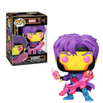 PRE ORDER Marvel Black Light Gambit With Cards Funko POP Vinyl