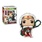 PRE ORDER DC Wonder Woman With String Light Lasso Holiday Funko POP Vinyl