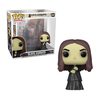 PRE ORDER Black Sabbath with Case Funko Pop! Vinyl Rock