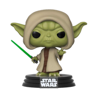 PRE ORDER Star Wars Yoda Hooded Funko POP Vinyl Battlefront