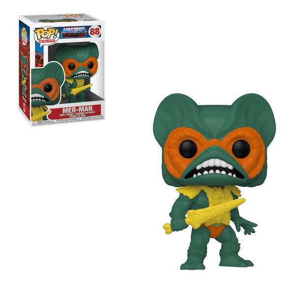 PRE ORDER Masters of the Universe Merman Funko Pop! Vinyl