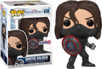 PRE ORDER Captain America 2 The Winter Soldier Winter Soldier Year of the Shield Funko Pop! Vinyl