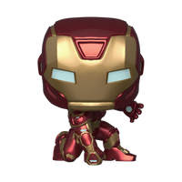 Marvel Avengers Game Iron Man (Stark Tech Suit) Funko Pop Vinyl Figure