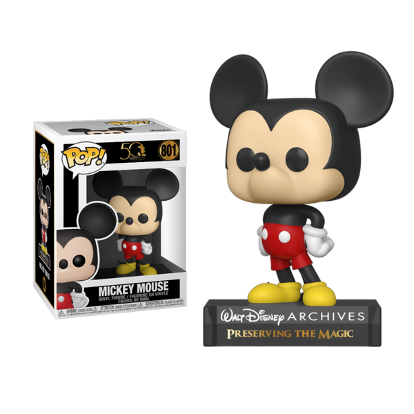 PRE ORDER Disney Archives Classic Mickey Funko POP Vinyl Figure