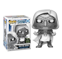 Marvel Fantastic Four Doctor Doom (God Emperor) Funko Pop Vinyl Figure ECCC 2020 Exclusive