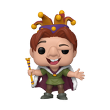PRE ORDER Disney The Hunchback of Notre Dame Quasimodo (Fool Outfit) Funko Pop! Vinyl Figure