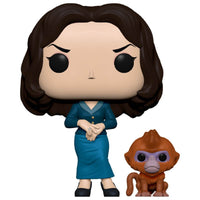 PRE ORDER His Dark Materials Mrs. Coulter With Daem Funko Pop! Vinyl