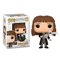 PRE ORDER Harry Potter Hermione With Feather Funko Pop Vinyl Figure
