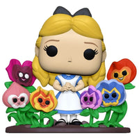 PRE ORDER Disney Alice in Wonderland 70th Alice with Flowers Funko Pop! Deluxe Vinyl