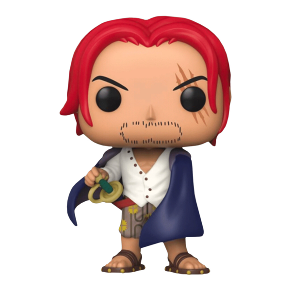 PRE ORDER One Piece Shanks Funko Pop! Vinyl