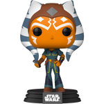 PRE ORDER Star Wars The Clone Wars Ahsoka Casual Funko Pop! Vinyl