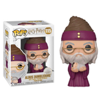 PRE ORDER Harry Potter Dumbledore With Baby Harry Funko Pop Vinyl Figure