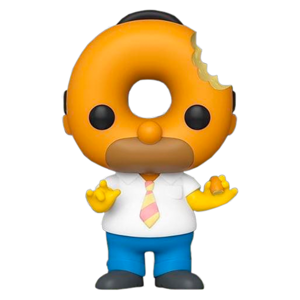 Simpsons Donut Head Homer Funko POP Vinyl