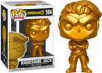 Borderlands Handsome Jack Metallic Gold Funko Pop Vinyl 2020 E3 Convention Exclusive