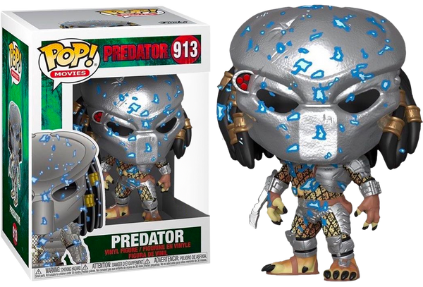 Predator With Blue Electric Armour Funko Pop Vinyl Figure