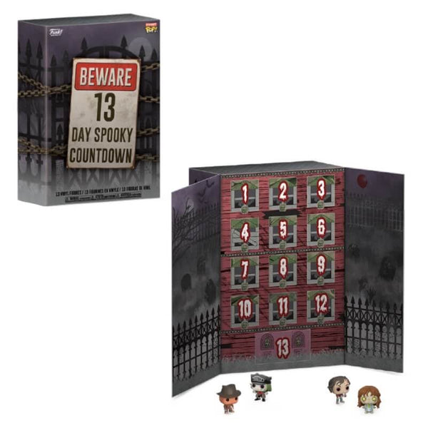 13 Day Spooky Countdown Funko Pop! Vinyl Advent Calendar